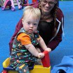 Reuban and Mum Summer Fun Day