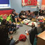 Baby and Toddler Group Photo